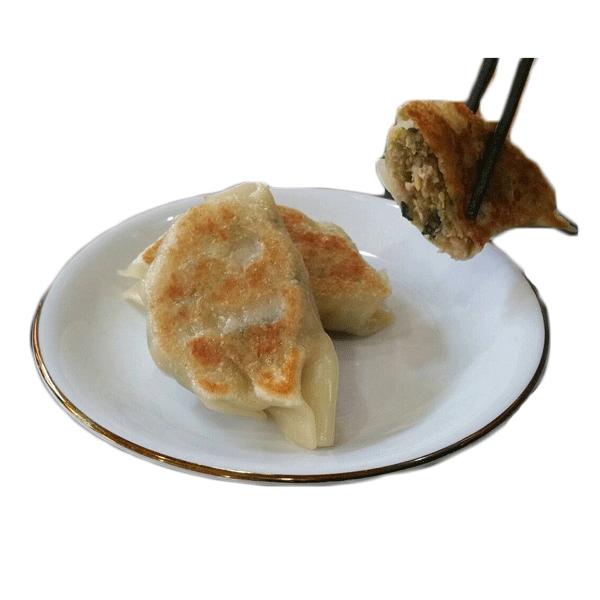 自家製ジャンボ餃子2コ